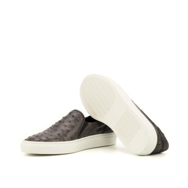 Slip On Sneaker OTTO white rubber soles