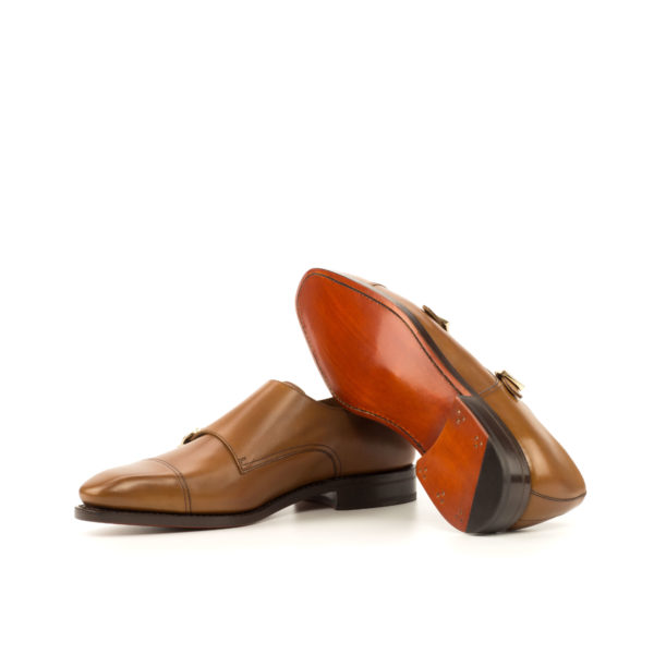 Double Monk PEDASSO goodyear welted leather soles