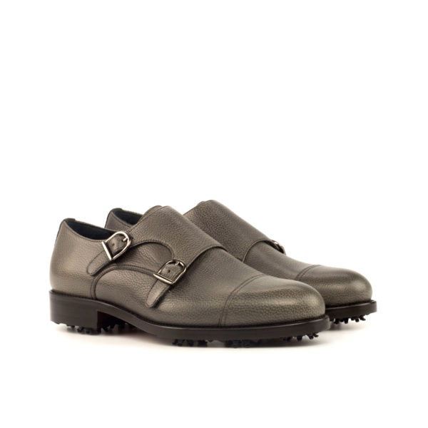 Double Monk Buckle Golf Shoes SNEAD