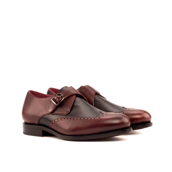 goodyear welted Single Monk shoes SONOMA