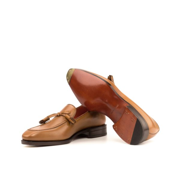 Loafer ADELPHI bevelled waist goodyear welted leather soles