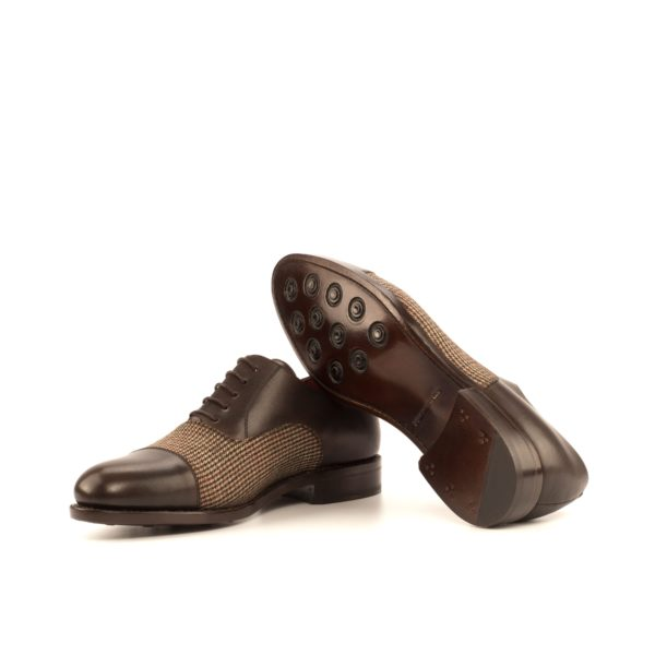 goodyear welted leather soles on Oxford Shoe ARTFUL