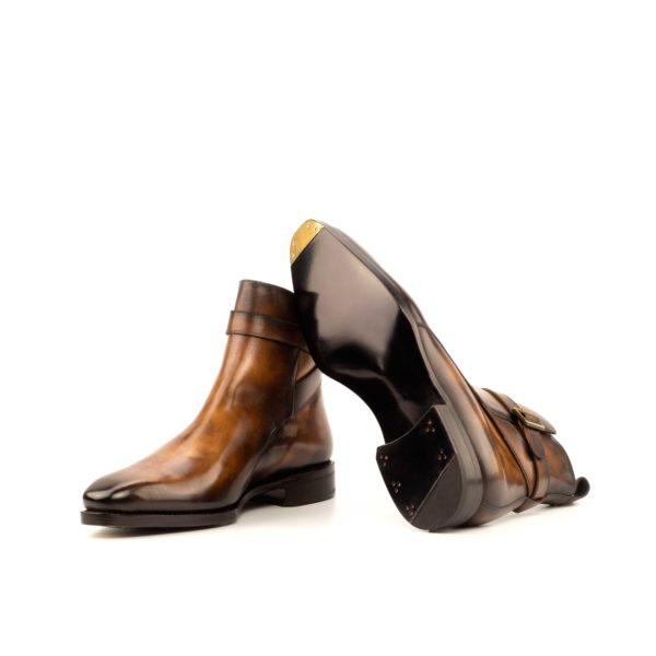 bevelled waist soles on Jodhpur Boot RUDYARD