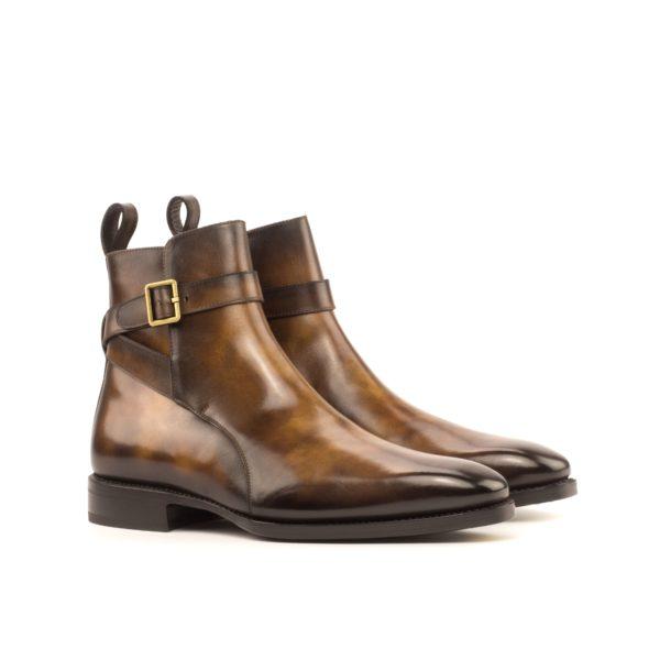 luxury leather Jodhpur Boots RUDYARD