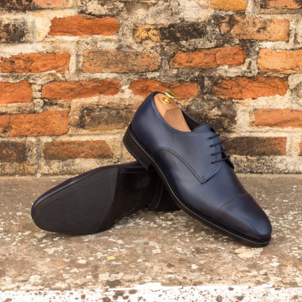 leather Derby shoes SENATOR insitu