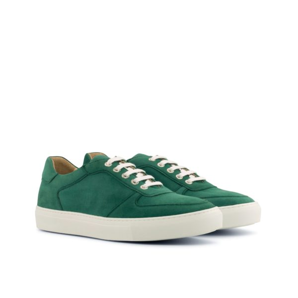 green suede Low-Top Trainers BOBBY by Civardi