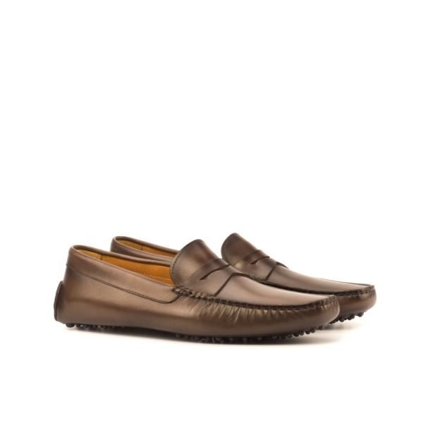 penny loafer style Driving Shoes SENNA by Civardi