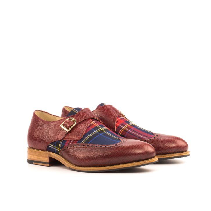Single Monk Shoes ANGUS