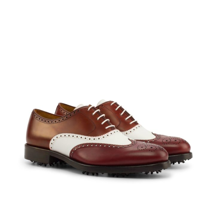Full Brogue Golf Shoes STEWART