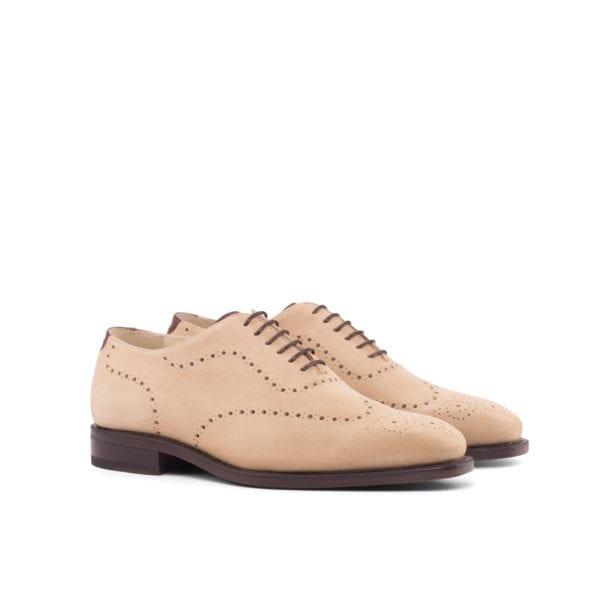 beige suede WholeCut Shoes for men WILSON by Civardi