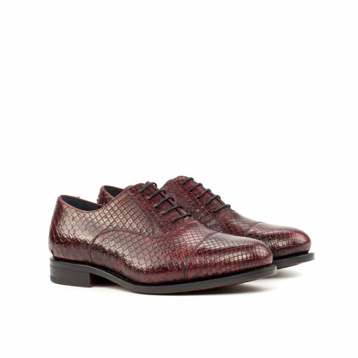 Python Oxford Shoes KENT