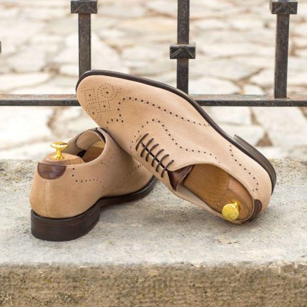 customize suede WholeCut Shoes WILSON