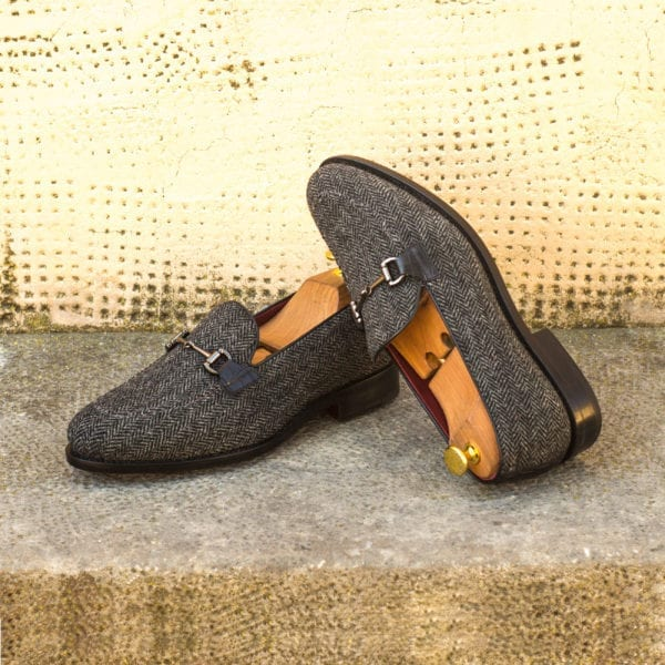 order or customize tweed Loafers KERR
