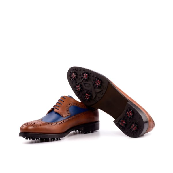 soft spikes soles on Longwing Golf Shoes COUPLES