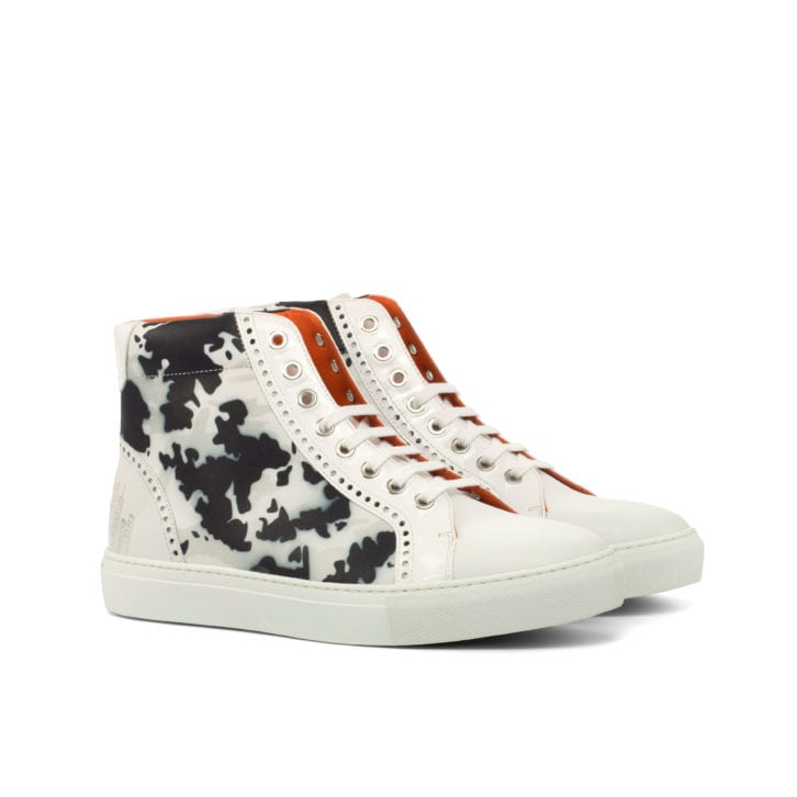 Stencil Art Kicks Hi-Tops URBAN