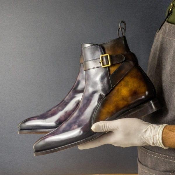 order custom Patina Jodhpur Boots KIPLING online