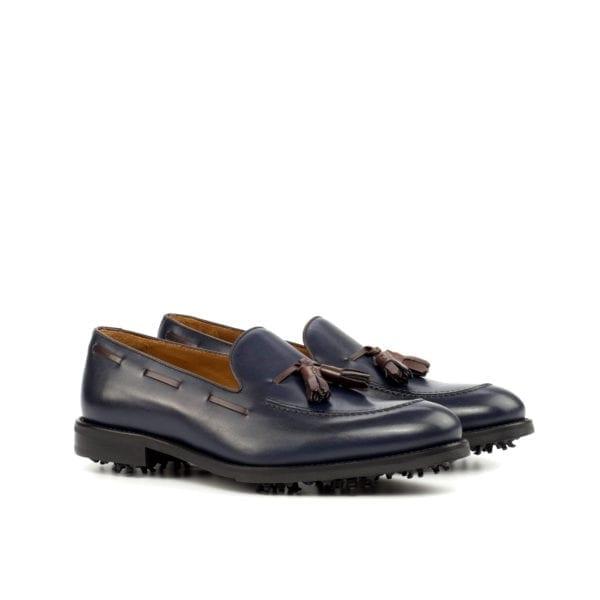 tassel Loafer style Golf Shoes for men JOHNSON