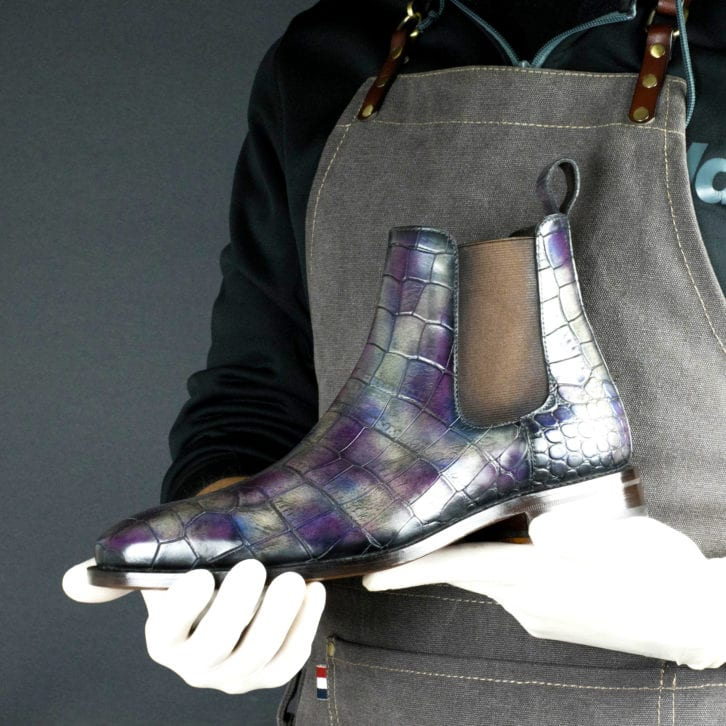 Special Edition Chelsea Boot ZIGGY