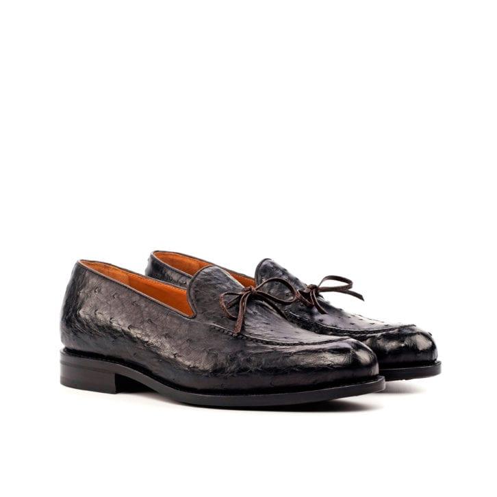 Ostrich Loafers BERT