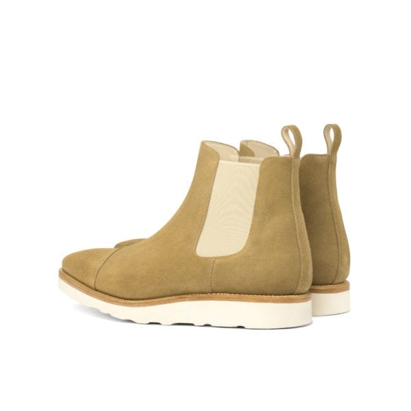 casual suede Chelsea Boots for men CEDRICK