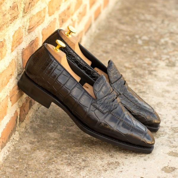 order custom made Alligator Loafers for men PIERS