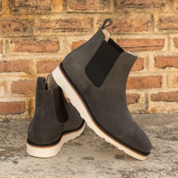 order custom made comfortable Chelsea Boots DERRICK