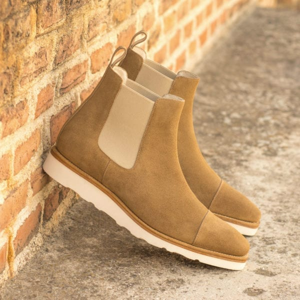 order custom made smart casual Chelsea Boots CEDRICK