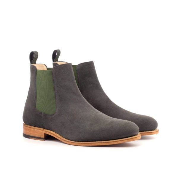 order custom made suede Chelsea Boots LENNON