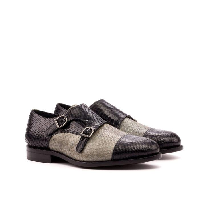 Python Double Monk Shoes ARGO