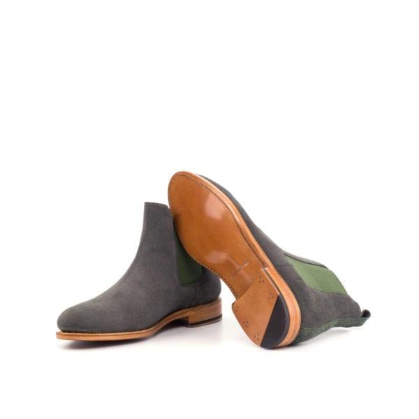 men's custom suede Chelsea Boots LENNON