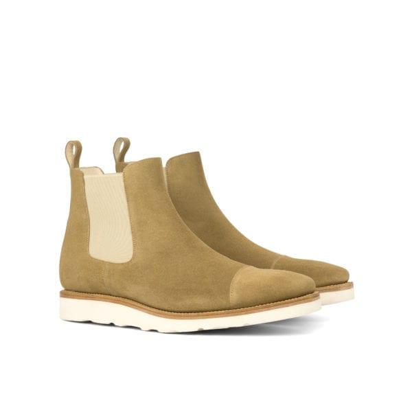 smart casual suede Chelsea Boots CEDRICK