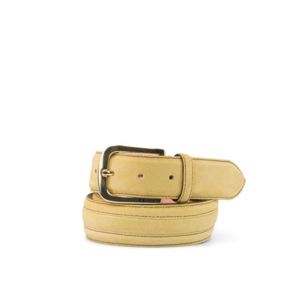 stylish suede Belt for men Venice SANDS