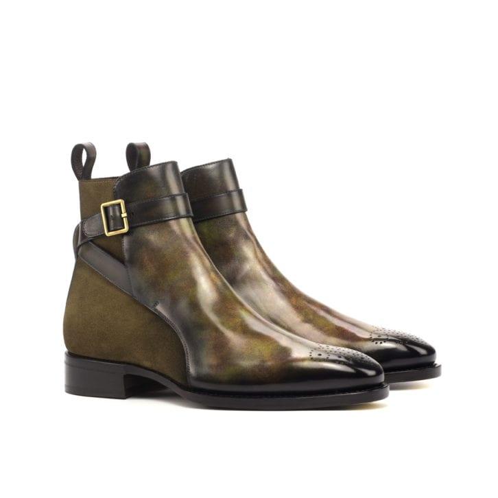 Patina Jodhpur Boots JUDE